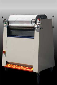 Mobile Floor Standing Horizontal Electric Roll Mill